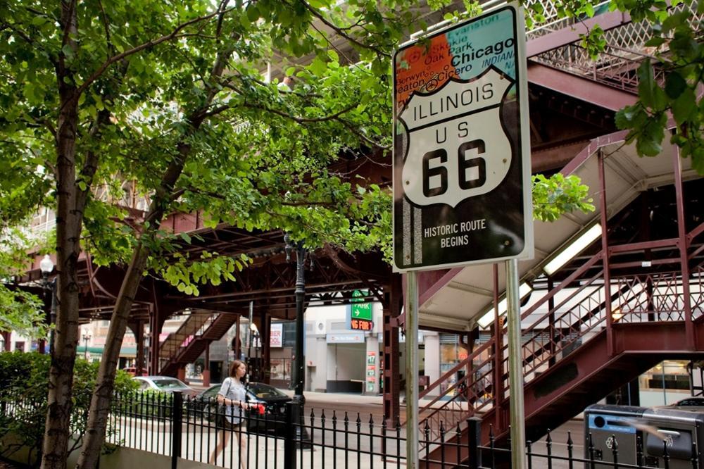 Les incontournables de la route 66